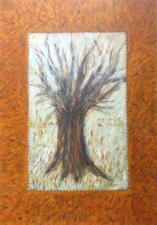 Portret van een boom